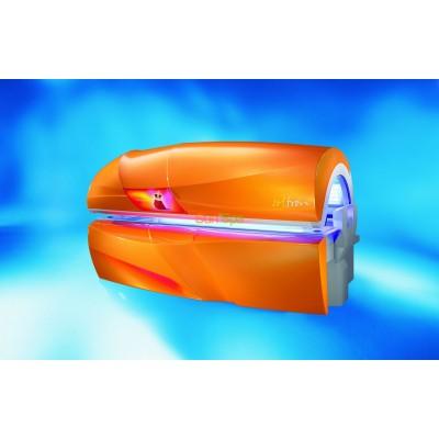 Профессиональный горизонтальный турбо-солярий S-55 Qeen Berry Twin Power - Soltron BS