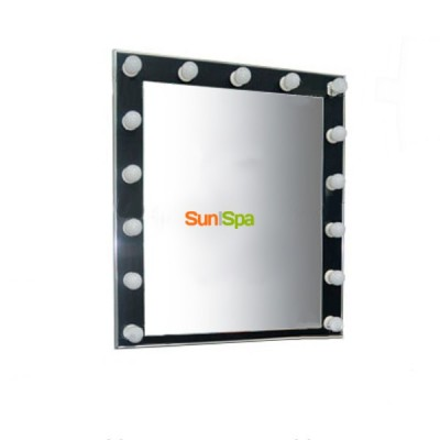 Зеркало для макияжа настенное BS