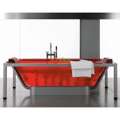 Гидромассажная ванна Albatros Rossovivo AIRPOOL BS