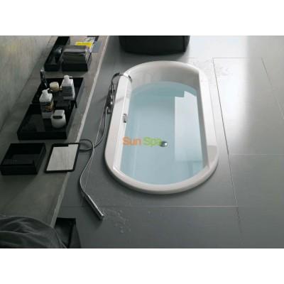 Гидромассажная ванна Albatros Clarissa Plus 180/85 oval BS