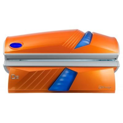 Горизонтальный солярий Q12 - Ultrasun BS