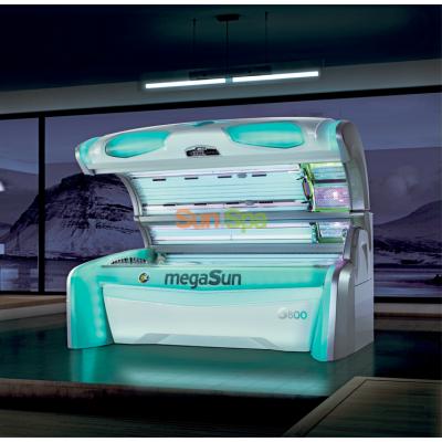 Горизонтальный солярий MEGASUN 6800 IntelliSun BS