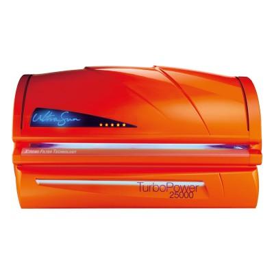 Горизонтальный солярий TurboPower 25000 - Ultrasun BS