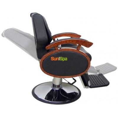 Мужское парикмахерское кресло C707 BS
