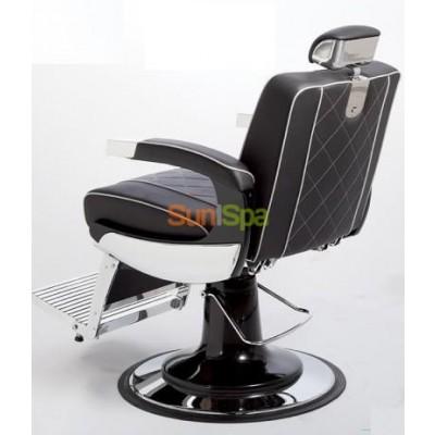 Мужское парикмахерское кресло Zeus BS