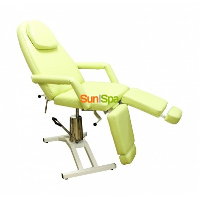 Педикюрное кресло «Слава» (гидравлическое, поворотное) BS