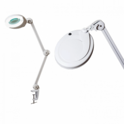 Лампа-лупа/диоптрии + кронштейн (22W 5) BS