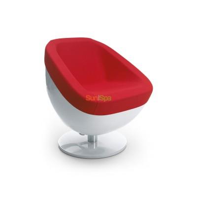 Кресло парикмахерское BUBBLE BS