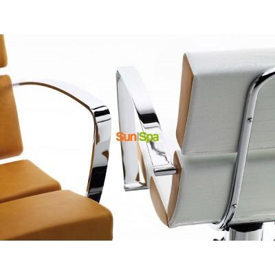 Кресло парикмахерское COBRA METAL  BS